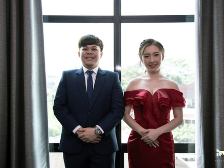Luncheon | Yumie & Jia Hao