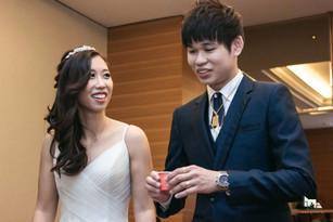Singapore Couple Wedding