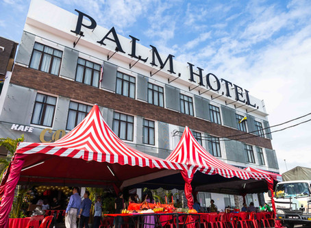 Event   Palm Hotel Grand Opening