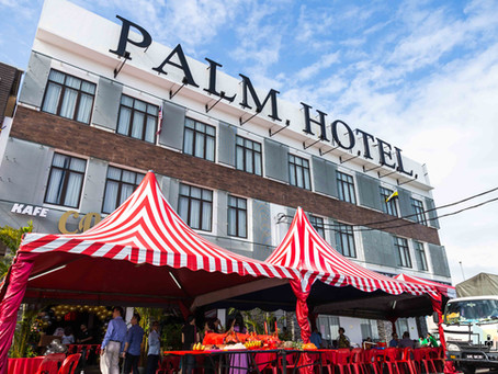 Event | Palm Hotel Grand Opening