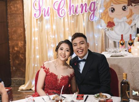 Dinner   Su Ching & Kwong Mun