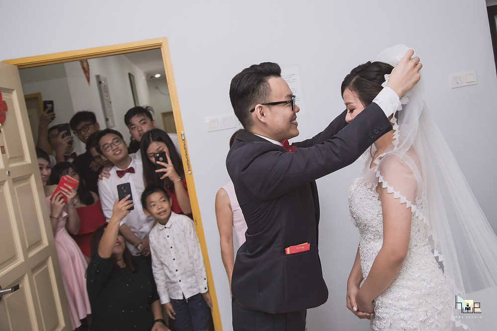 Wedding Photographer Perak