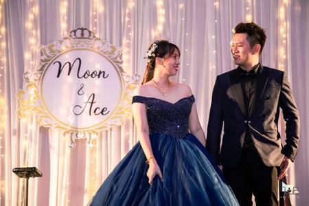 Ipoh Gerik Wedding Couple
