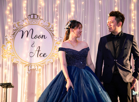 Wedding   Moon & Ace