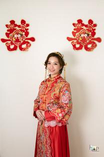 Ipoh Bride Portrait