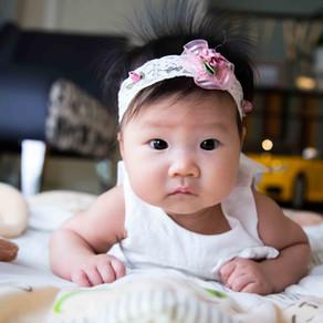 Portrait | Baby 100 Days