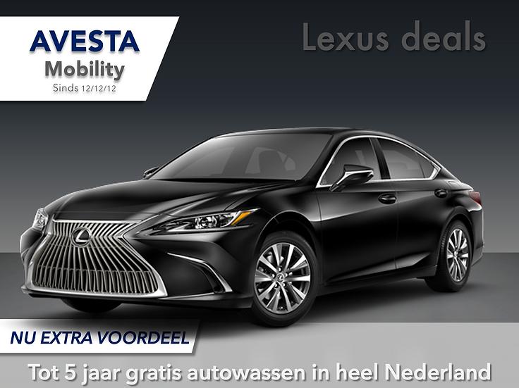 Lexus ES300H | Business line | voorraad auto
