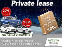 De voor- en nadelen van private lease
