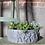 Thumbnail: Decorative Lead Planters