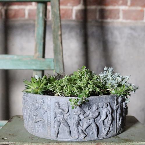 Decorative Lead Planters
