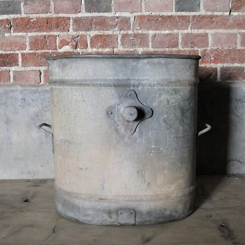 Galvanised Water Bowzer