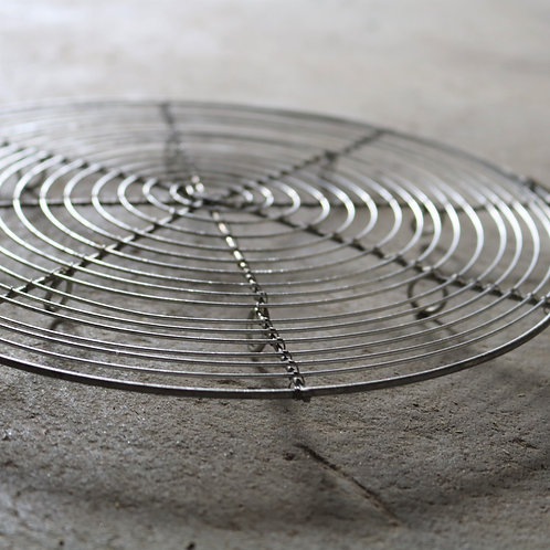 French Vintage Wirework Baking Cooling Rack Small