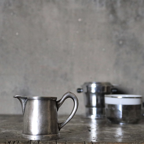 Tiny Silver Plated Milk Jug
