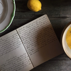 My Vintage Kitchen: a handwritten Edwardian recipe journal, a 1950's AGA Rayburn and me