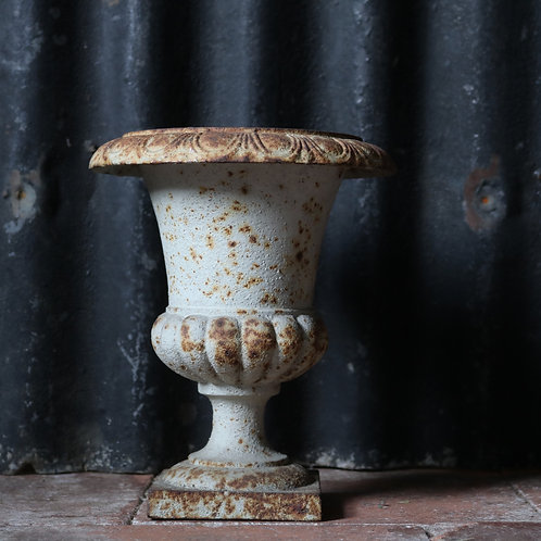 French Cast Iron Medici Urn