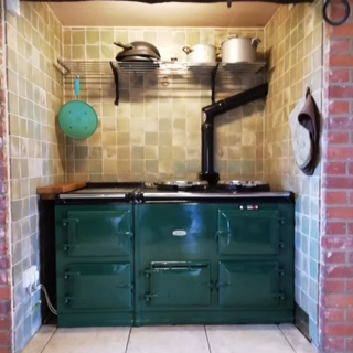 4 Oven Aga Cleaning
