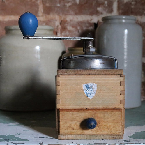 Vintage Peugeot Coffee Grinder Mill
