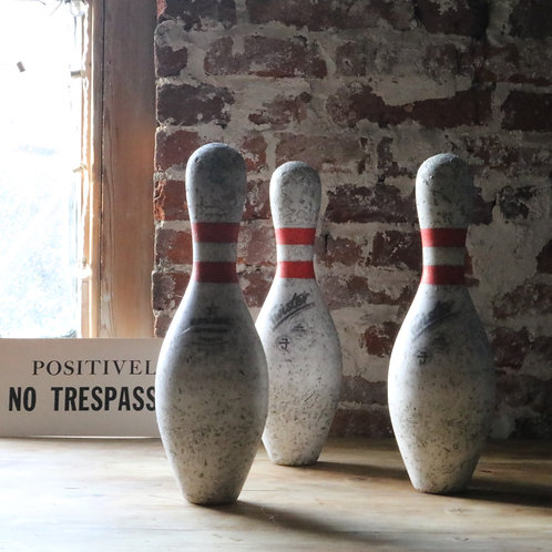 Redundant Bowling Pins
