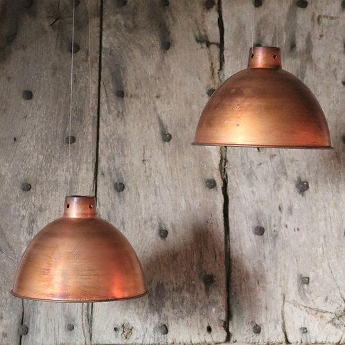 NEW Copper Pendant Shades