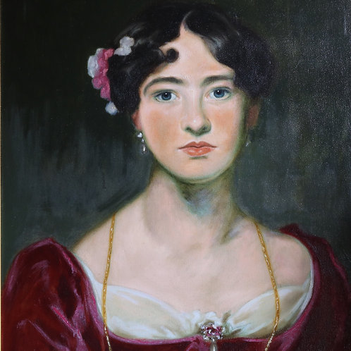 Original Portrait of a Lady
