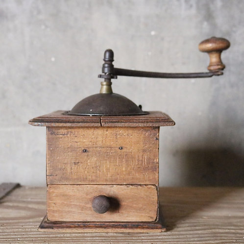 Old Peugeot Coffee Grinder