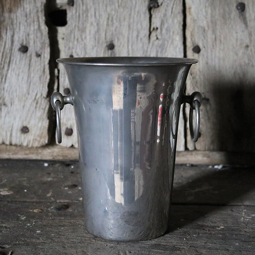 Silver Plated Champagne Ice Bucket Cooler