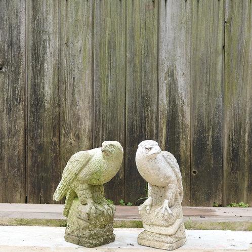 Antique Garden Composite Eagles