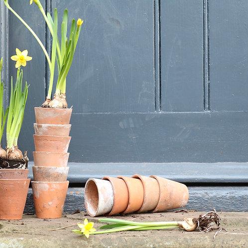 vintage terracotta pots for sale uk