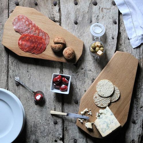 OCTO Oak Serving Platter