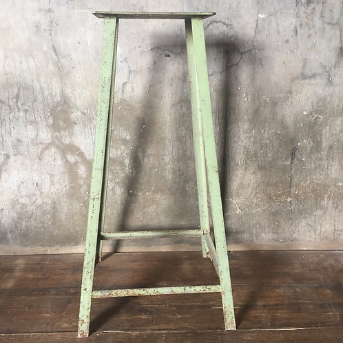 Vintage Industrial Stand Table