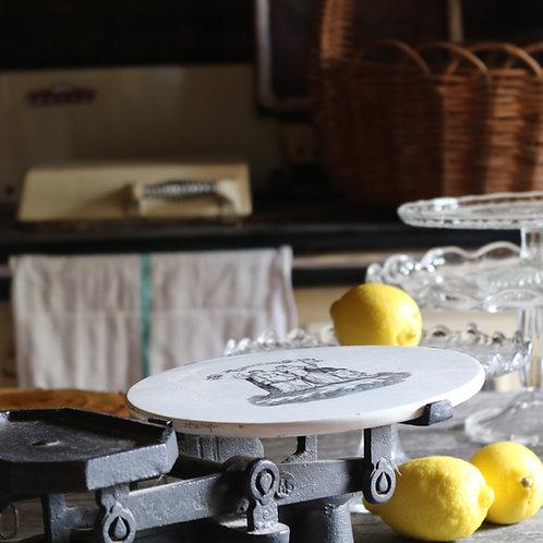 Edwardian Kitchen Scales
