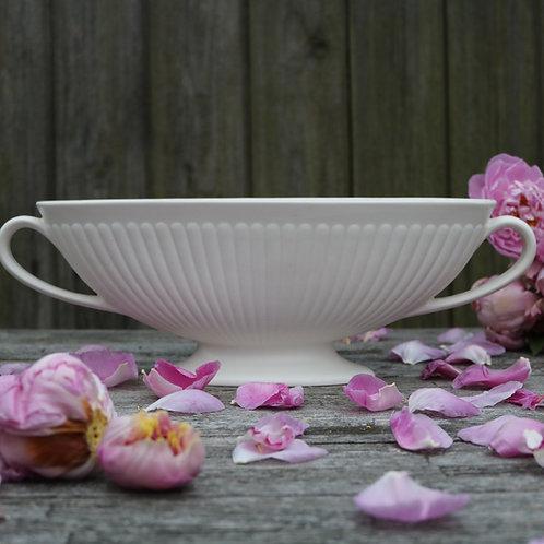 Wedgewood White Mantle Vase Planter