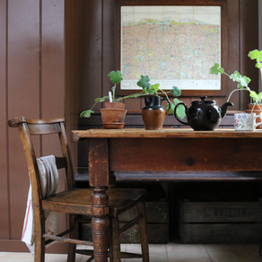 Escape to the Country; Spinks Nest, Hunworth, Norfolk, UK