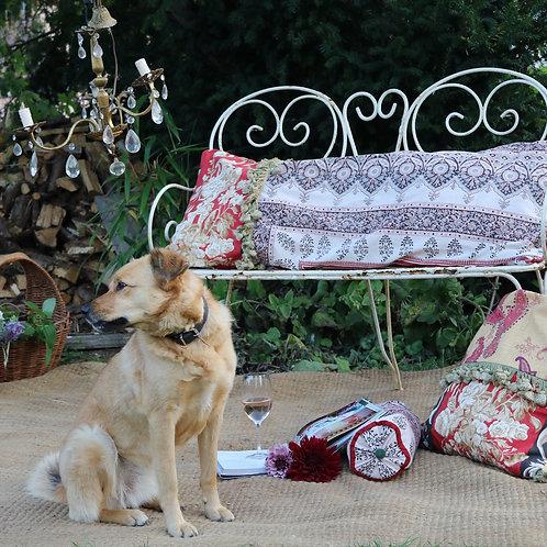 Oversized Recycled Cushion