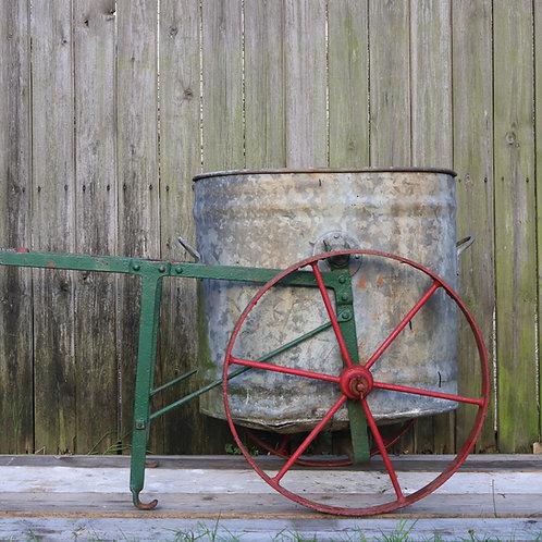 Vintage Water Bowser