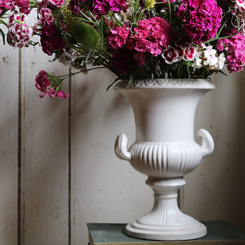 Stylish Vintage Urn Vase