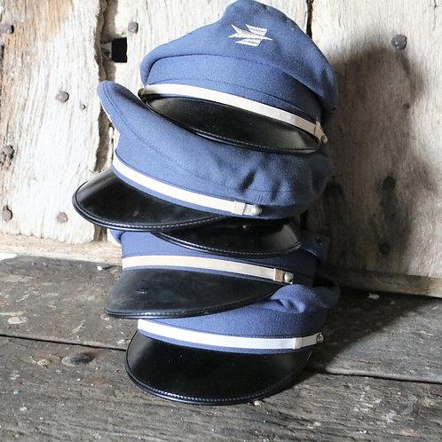 La Poste - French Vintage Postman's Hats.