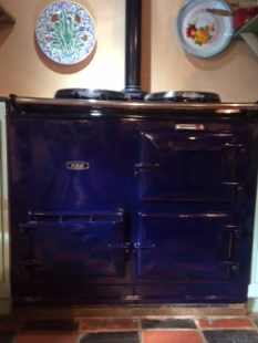 2 Oven Aga Cleaning