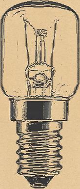 Spare Oven Bulbs
