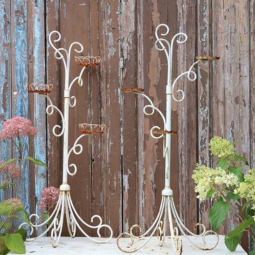 Decorative Metal Plant Stands