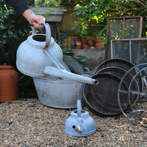 Galvanised Zinc Watering Cans