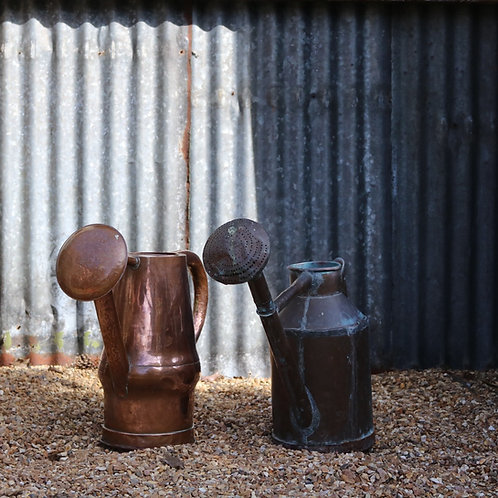 Copper Watering Cans