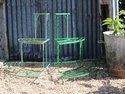 Three Tier Metal Plant Stands