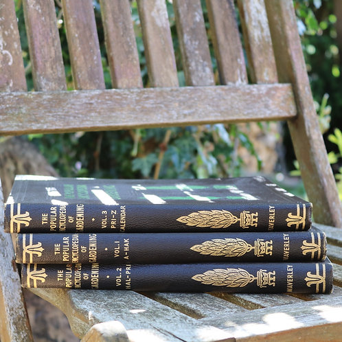 The Popular Encyclopedia of Gardening