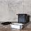 Thumbnail: French Vintage Enamel Lunch Box Tin