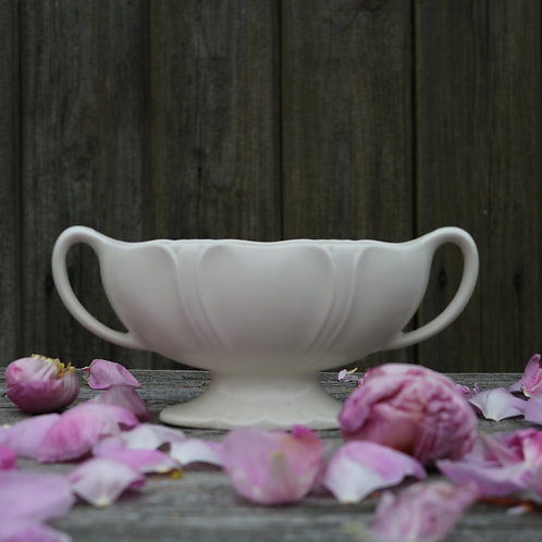 Beswick Antique White Mantle Vase