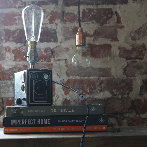 Kodak Brownie D Lamp