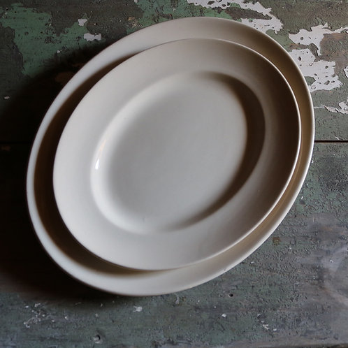 serving platter oval