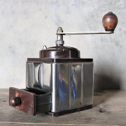 Chrome & Bakerlite Peugeot Coffee Grinder Mill