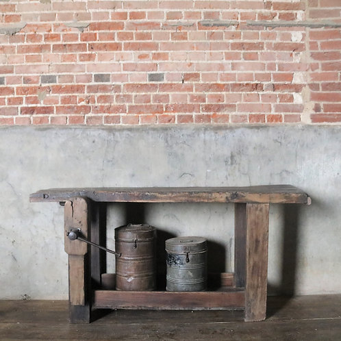 Rustic Workbench